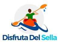Logo Disfruta del Sella - Descenso del Sella en canoa
