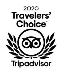 Certificado Trip Advisor 2020